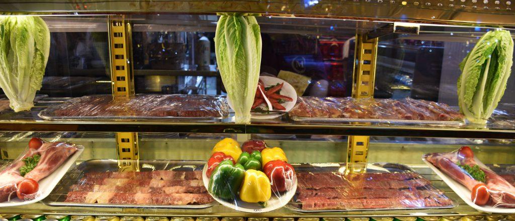 تصاویر رستوران معین درباری